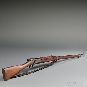 Model 1898 Krag Bolt Action Rifle