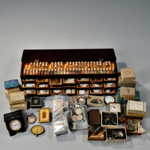 Chronometer Parts, Watch Movements, and Supplies