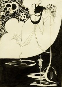 Sold for: $213,300 - Beardsley, Aubrey (1872-1898) and Wilde, Oscar (1854-1900)