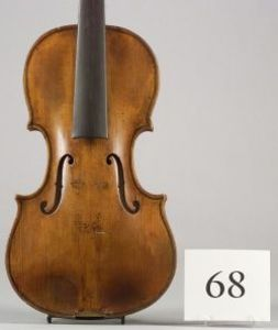 Milanese Violin, possibly Testore Family