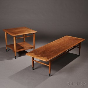 Lane Acclaim Coffee Table And End