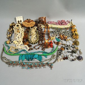 Large Collection of Assorted Jewelry