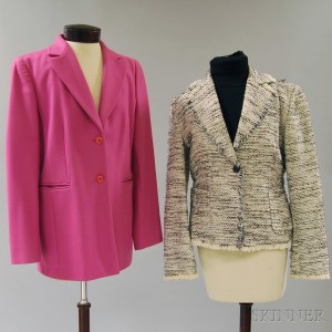 Group of Lady's Suits and Jackets