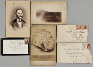 Keeler, Julius Melathene (1825-1890) Archive of Family Photographs and Letters.