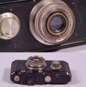 Sold for: $138,000 - Kwanon Prototype Camera