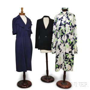 Two Escada Dresses and a Jacket