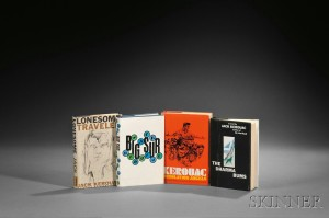 Kerouac, Jack (1922-1969) Four First Editions.