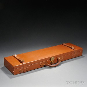 Leather Takedown Case