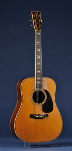 Sold for: $219,225 - American Guitar, C.F. Martin & Company, Nazareth, 1941, Style D-45