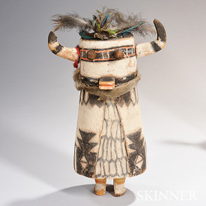 Hopi Carved Wood Kachina Doll