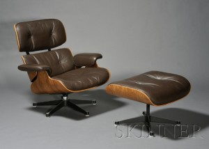 charles eames lounge chair and ottoman - Eames Lounge Chair And Ottoman