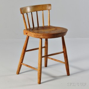 Shaker Low-back Dining Chair