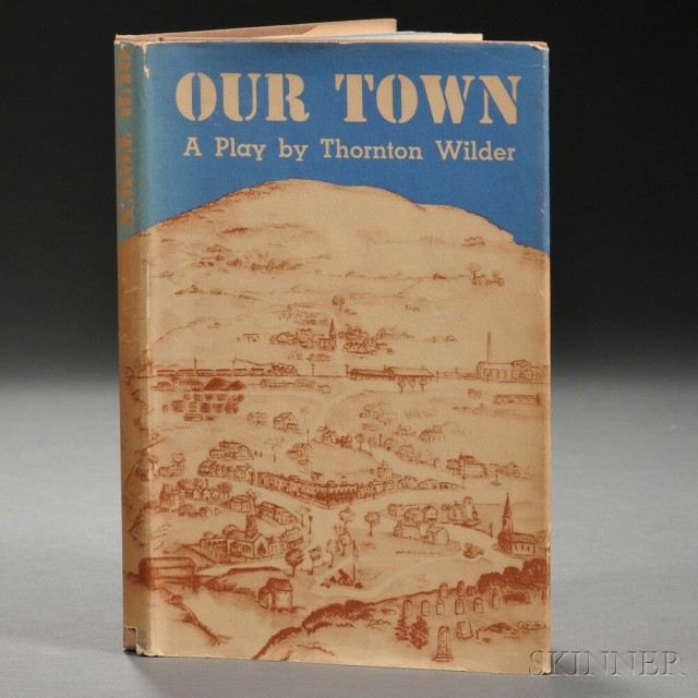 the life and early works of thorton wilder Thornton wilder's our town essay - thornton wilder's our town our town is play written a while ago, but it relates to any time showing that routine is a part of everybody's life.