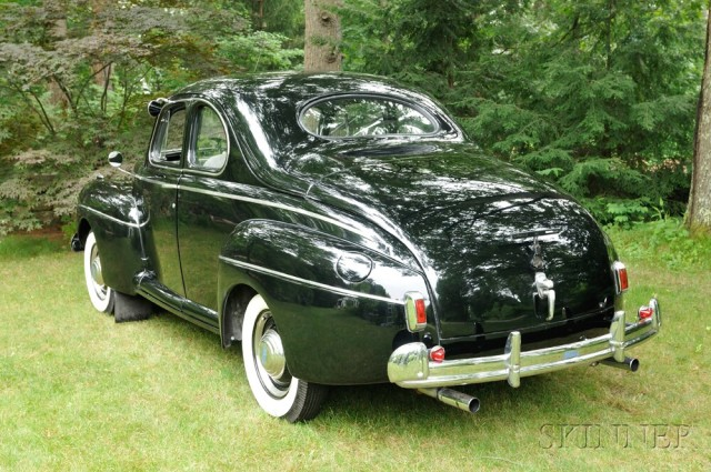 1941 Ford V-8 Super Deluxe Five-passenger Coupe | Sale