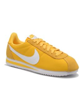 Nike Cortez Damen Gelb