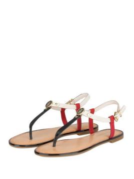 tommy hilfiger sandalen 64 produkte im angebot stylight. Black Bedroom Furniture Sets. Home Design Ideas