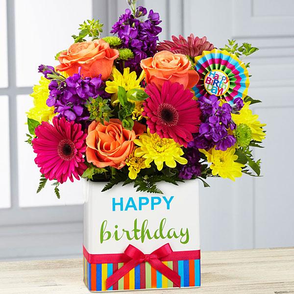 ftd birthday brights Birthday Brights   Philadelphia, PA Florist ftd birthday brights