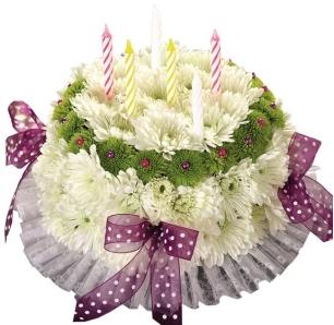 Wondrous Its Your Happy Birthday Cake Stafford Va Florist Funny Birthday Cards Online Alyptdamsfinfo
