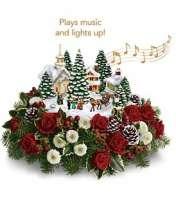 Thomas Kinkade Christmas Carolers
