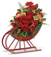 Sleigh Ride Bouquet