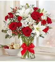 Holiday In A Vase