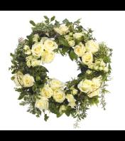 Winter Garden Wreath