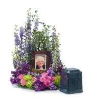 Forever Cherished Memorial Urn