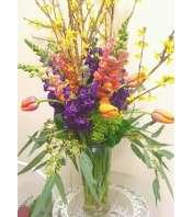 Elegant Spring Bouquet
