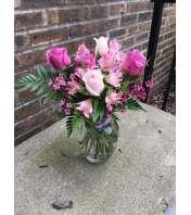Light Pink Surprises