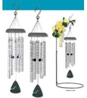 """Family Chain 30"""" Sonnet Wind Chime"""