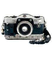 Mary Francis Camera Handbag