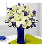 The FTD® Beyond Blue™ Bouquet