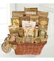 Treasure of Gold Gourmet Basket