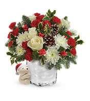 Bear Buddy Bouquet