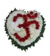 OM a hindu religious symbol