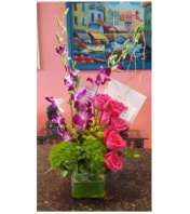 Custom Orchids, Trick & Roses