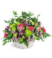 "Beautiful Blooms Basketâ""¢"