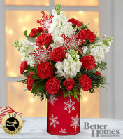 The FTD® Holiday Delights™ Bouquet 2014