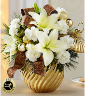 The FTD® Happiest Holidays™ Bouquet 2014