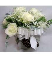 Glittering Roses