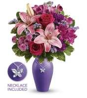 Beautiful Butterfly Bouquet