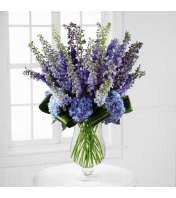 Honestly Luxury Delphinium & Hydrangea