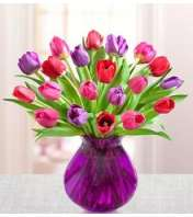 Tulips for Your Valentine - Deluxe