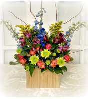 Bright Beauty Bouquet