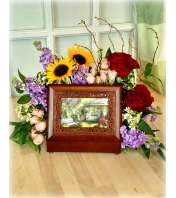 "Keepsake Music Box ""Special Thoughts"""