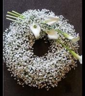 Calla Lily Wreath