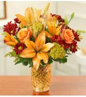 1-800-Flowers® Amber Waves™ Bouquet