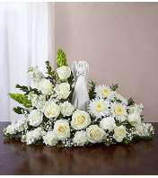 Serenity Angel Arrangement™ All White