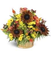 Bountiful Autumn Basket