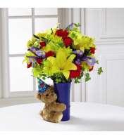The Big Hug® Birthday Bouquet